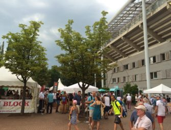 German Open: Ein Tag auf der Anlage am Hamburger Rothenbaum