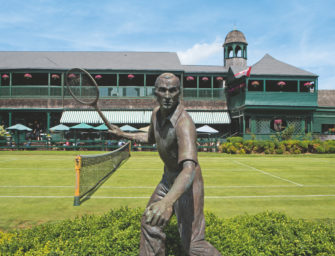 International Tennis Hall of Fame: Die Wiege der US Open