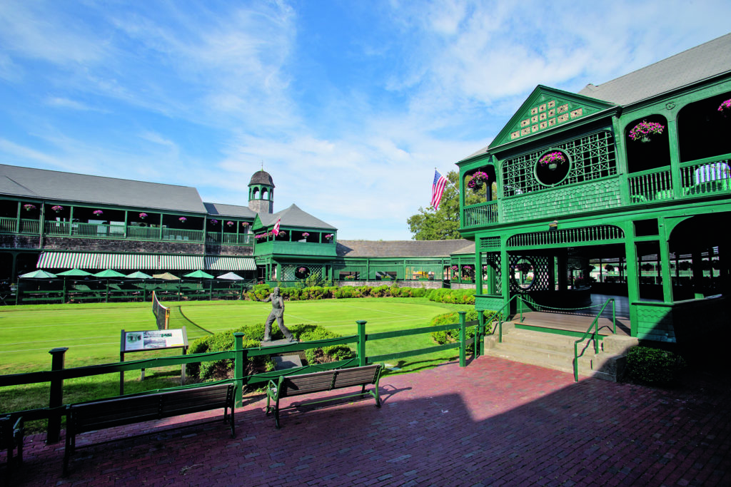 International Tennis Hall Of Fame, Newport, USAtravel - International Tennis Hall Of Fame - Newport - USA - 2015