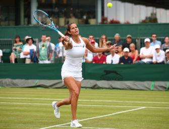Podcast aus Wimbledon: Die große Erleichterung der Julia Görges