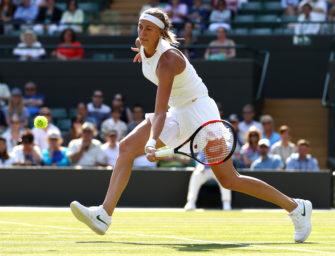 Podcast aus Wimbledon: Das große Favoritensterben