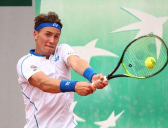 Casper Ruud schließt sich der Rafa Nadal Academy an