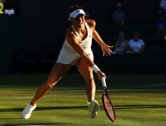 Podcast aus Wimbledon: Tatjana Maria und ihr Gefühl für Gras