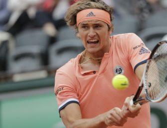 ATP: Alexander Zverev in Washington vom Regen gestoppt