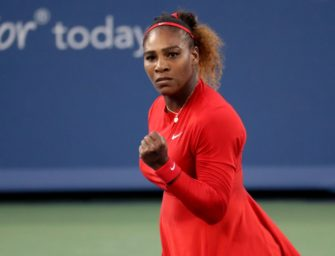 Serena Williams siegt bei Comeback in Cincinnati