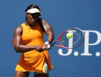 Titelverteidigerin Stephens kämpft sich in die dritte Runde der US Open