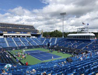 Serve & Drive in New York: Die außergewöhnliche Turnierdirektorin von New Haven