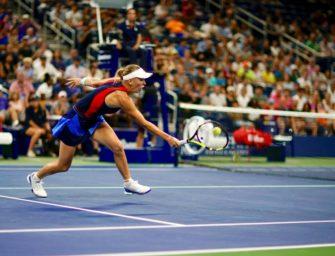 US Open: Nach Halep verliert auch Wozniacki früh