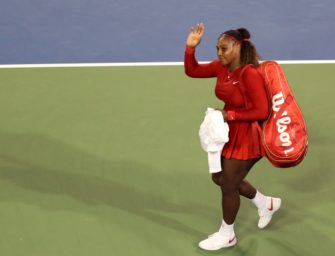 Zweitrunden-Aus für Serena Williams in Cincinnati