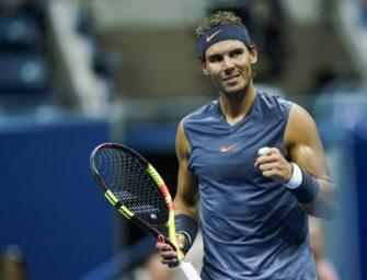 US Open: Nadal zieht souverän in die dritte Runde ein