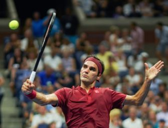 Federer startet souverän in die US Open