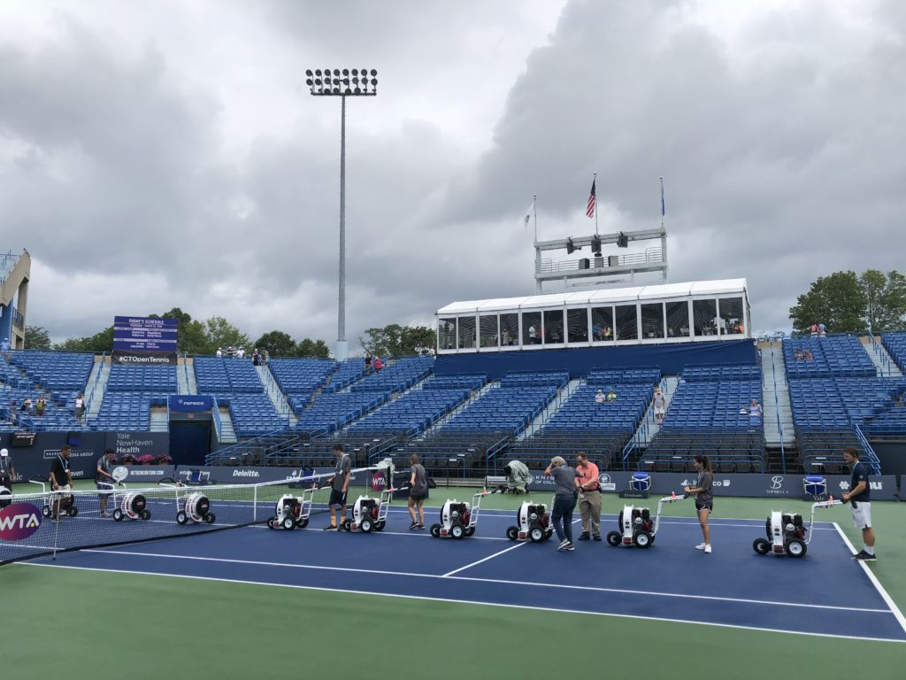 WTA-Turnier in New Haven