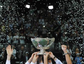 Wie die Davis Cup-Reform gelingen konnte