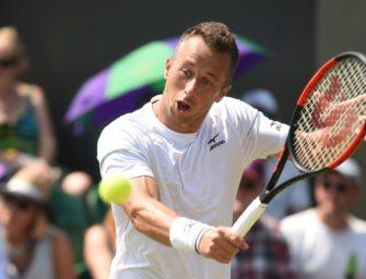 US Open: Kohlschreiber gewinnt deutsches Duell mit Hanfmann