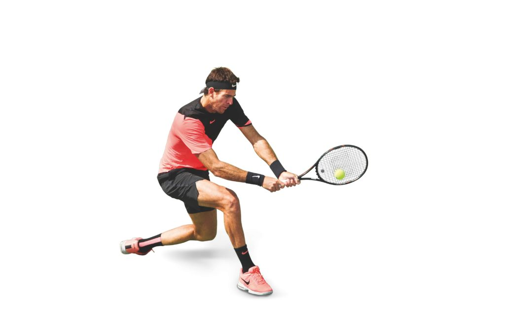 Tennis Rückhand