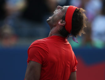 Nadal sagt Start in Cincinnati ab