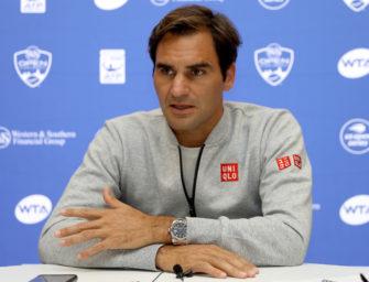 """Roger Federer über Regeländerung: """"Das ist eine verschwendete Chance"""""""