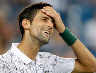 """Novak Djokovic contra Federer: """"Ich bin dagegen"""""""