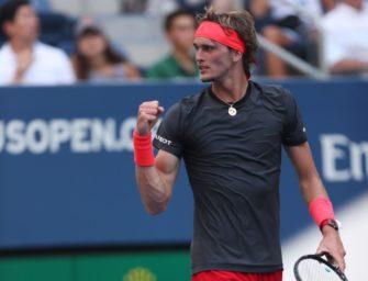 US Open: Zverev verrät, mit was Lendl ihn im Training konfrontiert