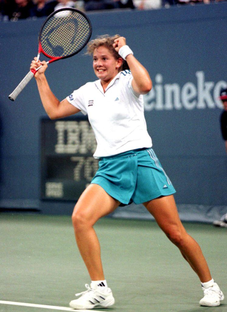 Patty Schnyder US Open 1998