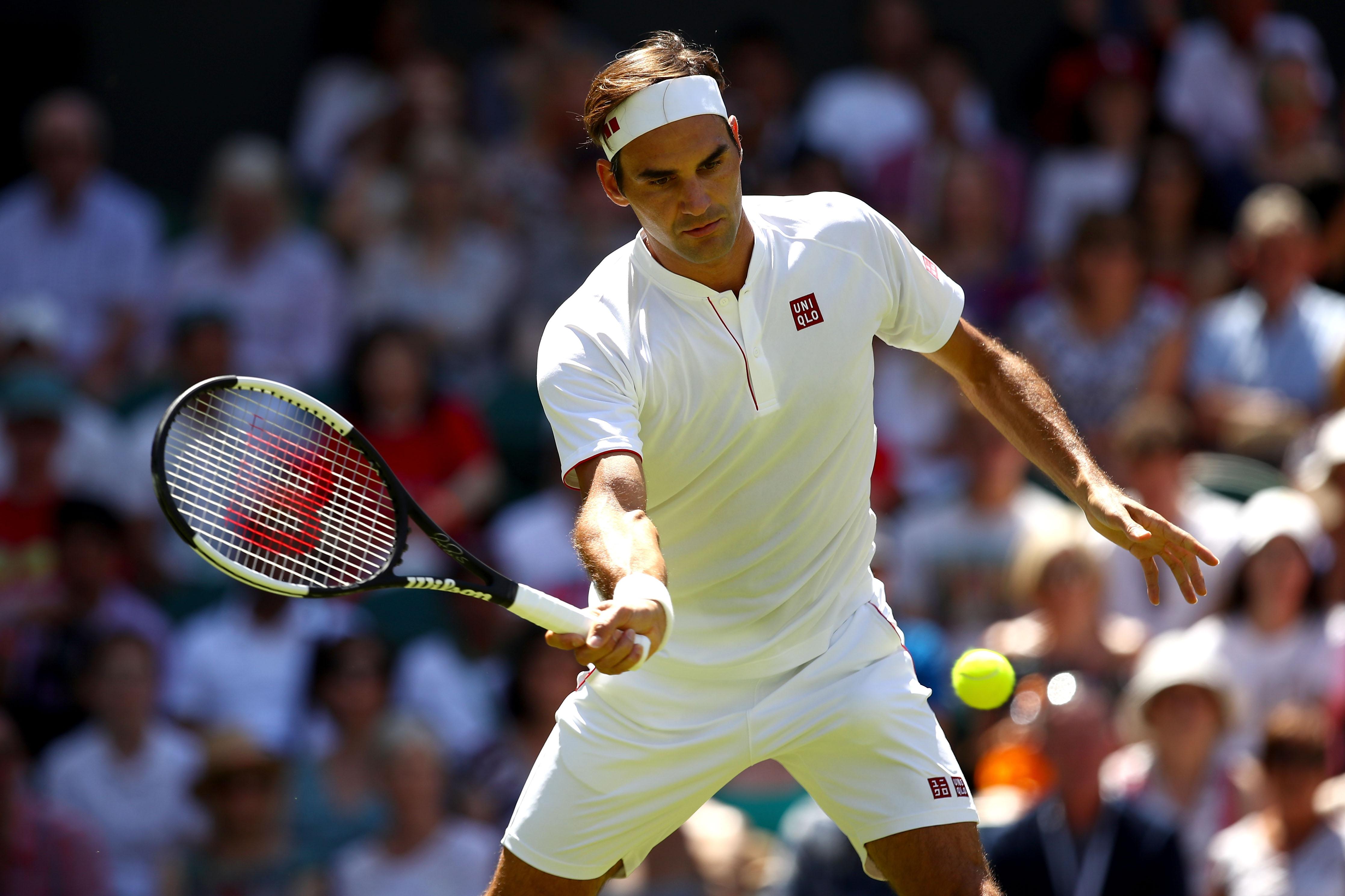 Roger Federer – Uniqlo