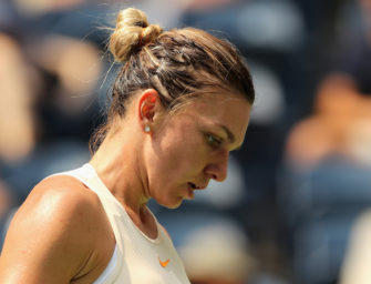 Podcast aus New York, Tag 1: Wie Simona Halep stolperte