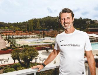 """Patrick Mouratoglou im Interview: """"Ich zerstöre keine Träume, ich unterstütze sie"""""""