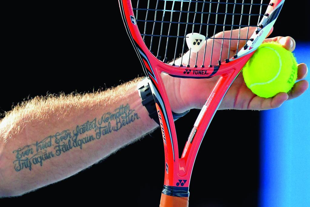 Stan Wawrinka Tattoo