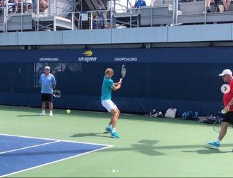 Zverev und Lendl – das US Open-Dreamteam