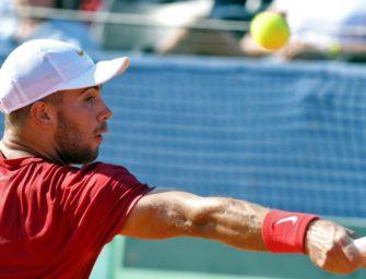 Davis Cup: Titelverteidiger Frankreich und Kroatien im Finale