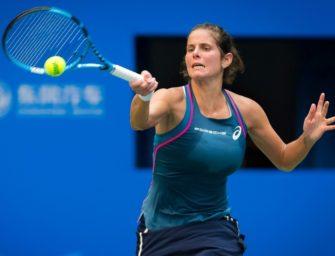 WTA: Görges erreicht zweite Runde in Peking