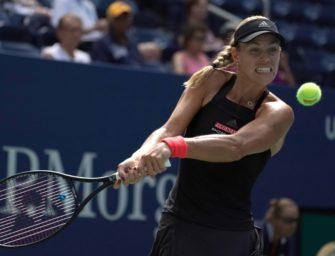 Kerber verliert in der dritten Runde der US Open