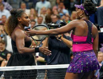 Serena Williams deklassiert ihre Schwester Venus im 30. Duell
