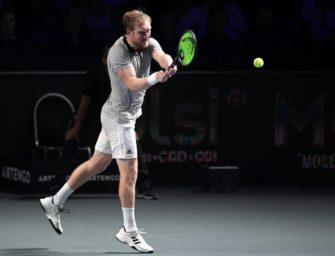 Bachinger verliert Finale von Metz – Thiem gewinnt in St. Petersburg
