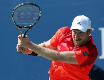 Bachinger mit Sieg gegen Nishikori ins erste ATP-Finale