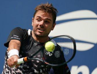 US Open: Ex-Champion Wawrinka unterliegt Raonic