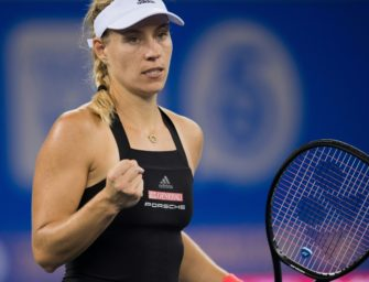 WTA-Turnier in Peking: Kerber und Siegemund folgen Görges in Runde zwei