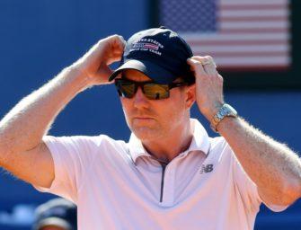Courier tritt als Davis-Cup-Kapitän der USA ab