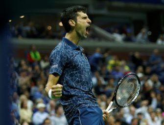 14. Grand-Slam-Titel: Wimbledonsieger Djokovic gewinnt auch die US Open