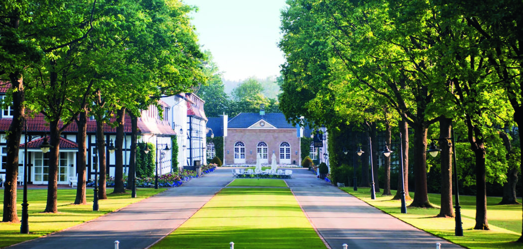 Graflicher Park In Bad Driburg Tennis Magazin