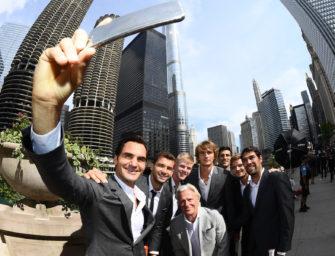 Laver Cup vor dem Start: Team World hofft auf Heimvorteil
