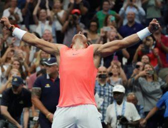 US Open: Nadal und Anderson mit Mühe weiter