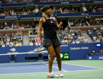 Osaka gewinnt als erste Japanerin ein Grand-Slam-Turnier