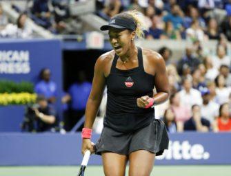 """Keine Kritik an Williams: US-Open-Siegerin Osaka """"bedauert nichts"""""""