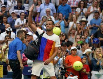 Juschni beendet Tenniskarriere