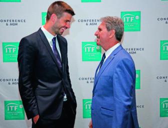 Sieger bekommt 10 Millionen: ITF und Piqué planen Majesty Cup