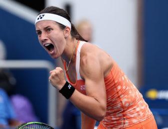 Anastasija Sevastova vor US Open-Halbfinale – zurück aus dem Nichts