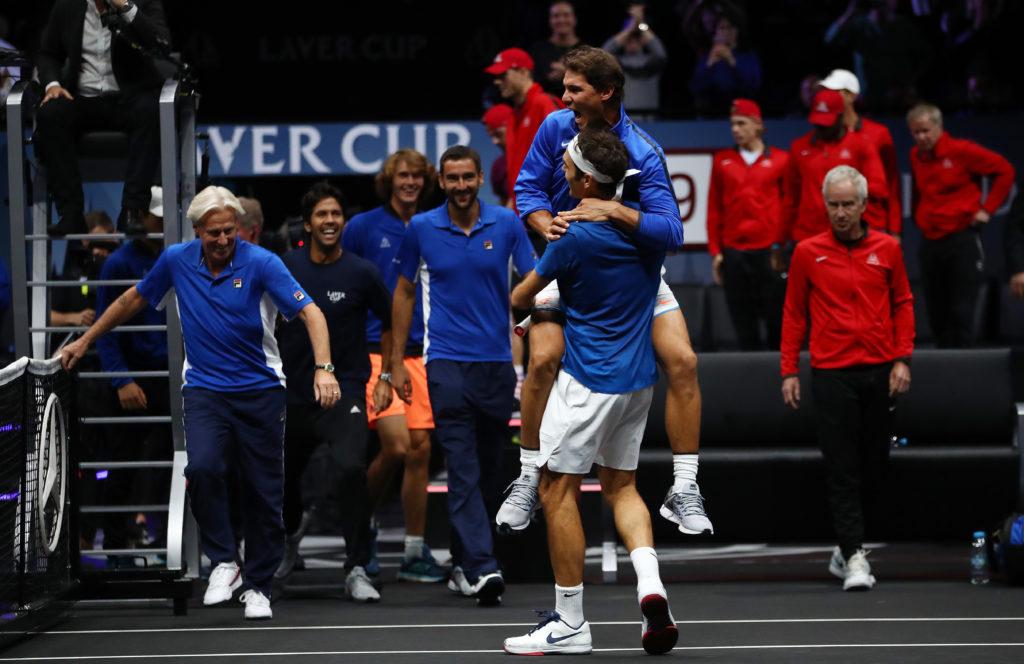 Laver Cup 2017 – Roger Federer, Rafael Nadal