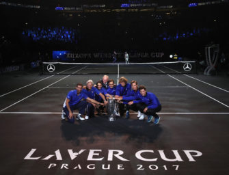 Team Europe mit Federer und Nadal: So lief der Laver Cup 2017