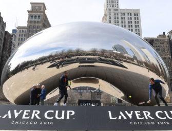 Alle Infos zum Laver Cup 2018: Teams, Spieler, Format und TV